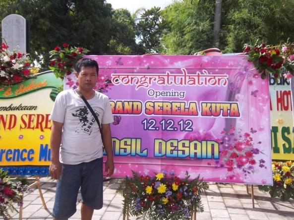 toko karangan bunga di bali denpasar gianyar buleleng singaraja nusadua kuta badung tabanan karangasem bangli papan letter_2317
